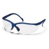 Venture ll Metallic Blue Frame, Clear Lens