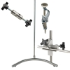 "Heavy Duty Support Stand with 28"" Long Rod"