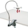 "12"" Arm Ultra Flex Support System with Bench Clamp"