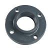 "1-1/4"" Schedule 80 Gray PVC Socket Companion Flange"