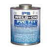 Pint Gray IPS® Weld-On 711™ PVC Cement