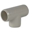 "1-1/4"" Putty External Tee Pipe Fitting"