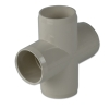 Putty Cross External Pipe Fitting