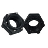 "3"" x 3"" Polypropylene Bolted Tank Flange with EPDM Gaskets"
