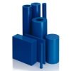 "3/8""  x 12"" x 12"" Nycast® XHA 6 Blue Plate"