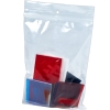 "3"" x 8"" x 2 mil Reclosable Bags with Hang Hole"