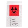"6"" x 9"" 2 Mil Biohazard Specimen Bags"