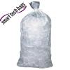 """2 Mil 6"""" x 3"""" x 18"""" Heavy Duty Ice Bags 1000 Case"""