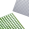 "48"" x 96"" Light Gray FGI-AM® Molded Grating"