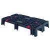 Expandable Black EZ Lock Platform & Pallet