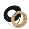 "1/4"" ID x 1/16"" Wall Black Latex Tubing"