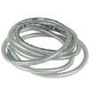 """1/4"""" ID x .447"""" OD POLYSPRING® PVC Wire Reinforced Hose"""