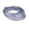 "4"" ID x 4-1/2"" OD Clear Suction and Delivery Hose"