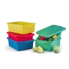 Red Food Storage Box