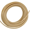 "1/2"" ID x 3/4"" OD x 1/8"" Wall Natural Santoprene™ 73A FDA Tubing"