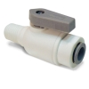 "1/4"" OD Tube x 1/4"" NPTF LIQUIfit™ Male Connector Valve"