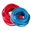 "1/4""ID x .50"" OD Tundra-Air® Red Air Hose Assembly"