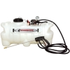 25 Gallon Deluxe Spot Sprayer with Wand & 2 GPM Pump