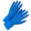 Small High Risk Blue Powder Free Latex Gloves