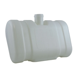"2 Gallon CARB/EPA Natural Tank with 2.25"" Neck (Cap Sold Separately)"