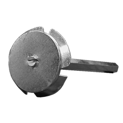 """1-1/2"""" Socket Reliever Pipe Fitting Reamer"""