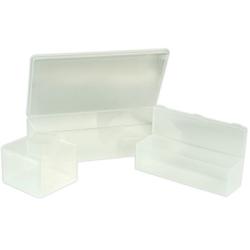 123 Dram Translucent Flex-A-Top Box - 7.91