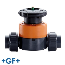 "1"" PVC Type 514 High Flow Diaphragm Valve"