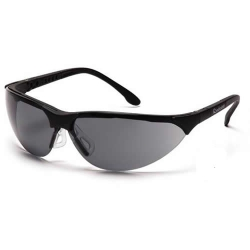 Black Frame, Gray Lens Rendezvous® Glasses