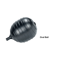 """4"""" x 5"""" Oval Float Ball"""