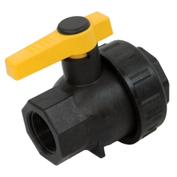"2"" Full Port Single Union Spinweld Ball Valve with 2"" Flow Size"