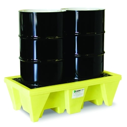 Poly Spillpallet™ 2000 with Drain