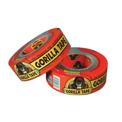 "Gorilla Tape® Black 1.88"" x 35 Yards"