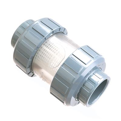 """3/8"""" Praher C4 PVC Inline Strainer EPDM"""