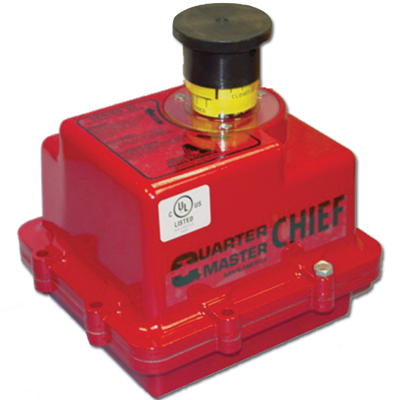 400 Output Torque Series 92 Electric Actuator