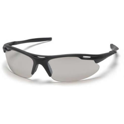 Black Frame/I/O Mirror Lens Avante Safety Glasses