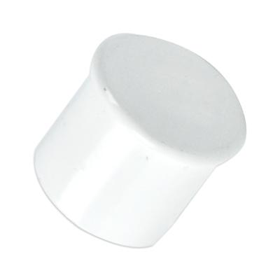 """1"""" White  PVC Inner Cap"""