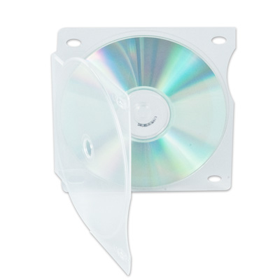 CShell® Square CD Case