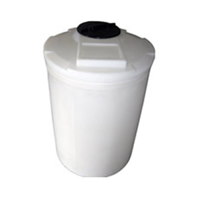 "35 Gallon Double Walled Bulk Storage Tank 24"" Dia. x 35"" H"