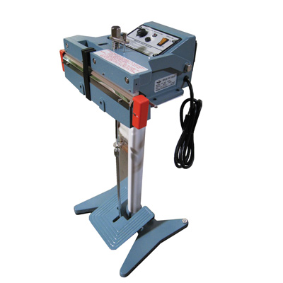"600 Watt Foot Operated Impulse Sealer - 18"" Maximum Seal"