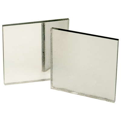 ".125"" x 24"" x 48"" Acrylic Clear Mirror Sheet"