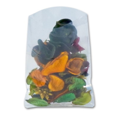 "24"" x 30"" x 2 mil Flat Polyethylene Plastic Smart Tech Bags™"