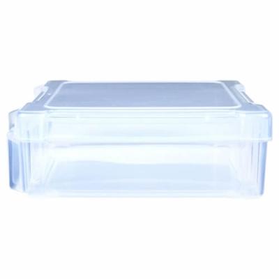 "6"" x 6"" Translucent Polypropylene Case"