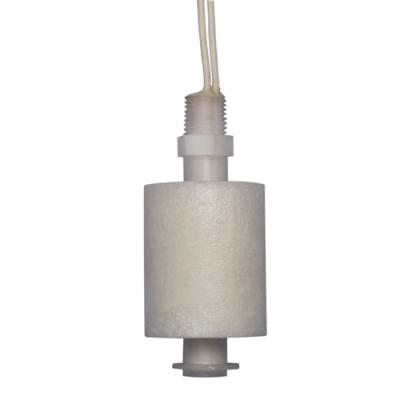 Full Vertical Single Point Polypropylene Liquid Level Switch