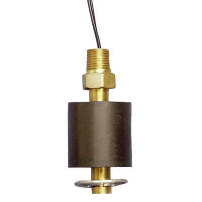 Mini Vertical Single Point Brass Liquid Level Switch