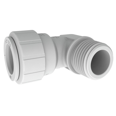 "1/2"" CTS x 1/2"" NPT Male Fixed Elbow"