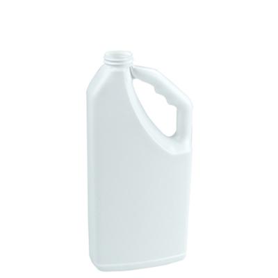 "32 oz. White HDPE ""No - Glug"" Jug (Cap Sold Separately)"