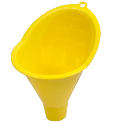 FloTool® Spill Saver Wide Opening Funnel