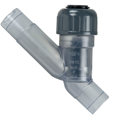 "2"" Y-Check Valve Viton™ Seal"