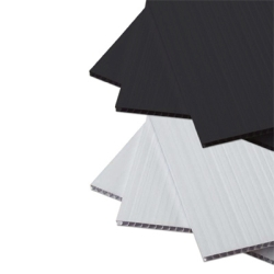 "4mm x 48"" x 96"" White Coroplast® Sheet"