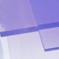 "1/8"" x 48"" x 48"" Clear PVC Sheet"